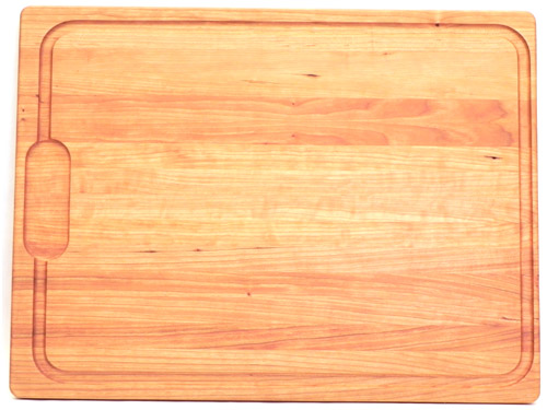 Edge Grain Cherry