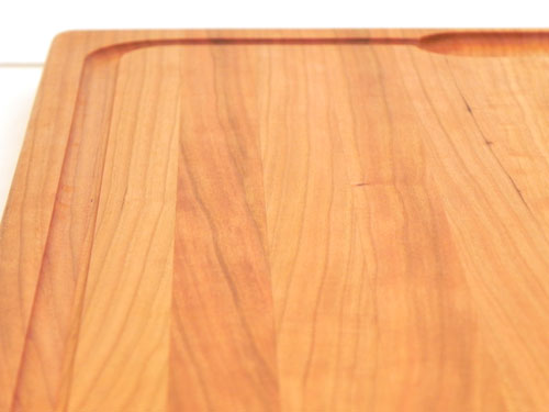 edge grain cherry. Black Bedroom Furniture Sets. Home Design Ideas
