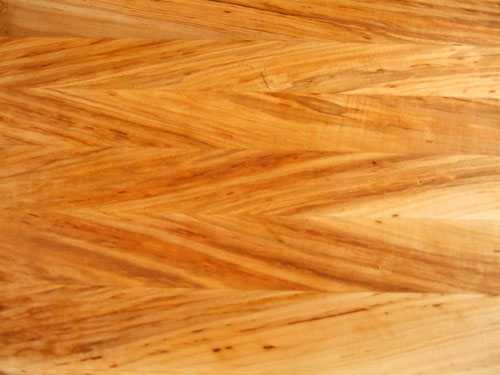Canadian Rock Maple Edge Grain
