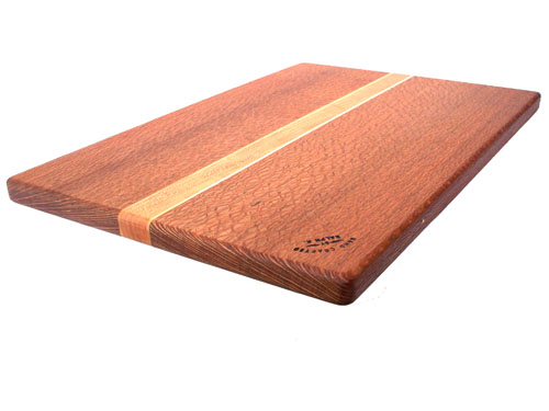 Cherry, Maple and Lacewood Board